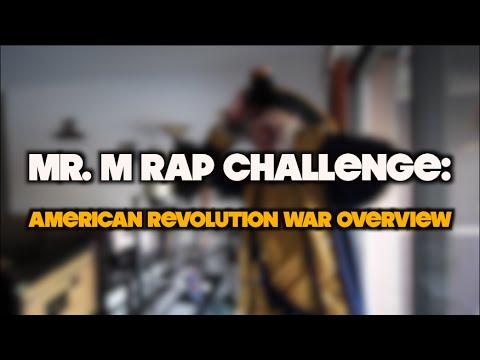 The Revolution War Rap