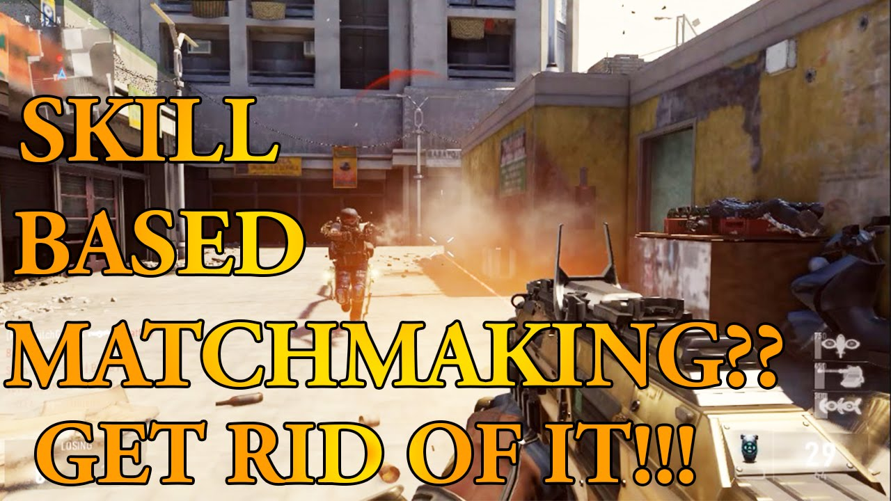 advanced warfare skill matchmaking