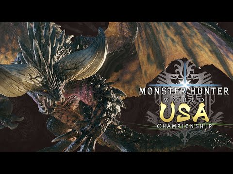 Monster Hunter World USA Championship Winner's Match