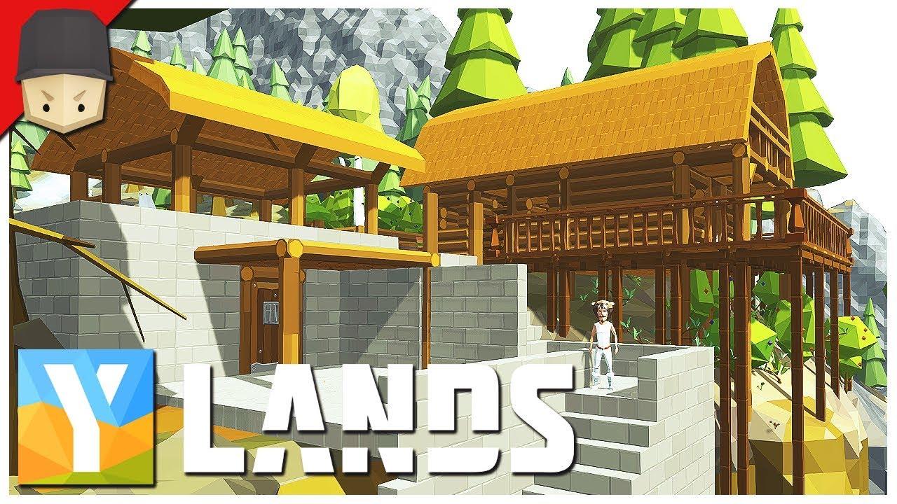 Ylands Base Progression Amp Giveaway Ep 09 Survival