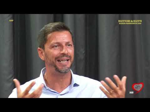Elettori & Eletti 2020: Tommaso Laurora, candidato sindaco coalizione Trani Governa