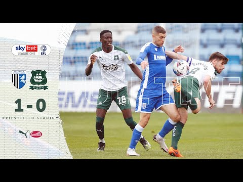 Gillingham Plymouth Goals And Highlights