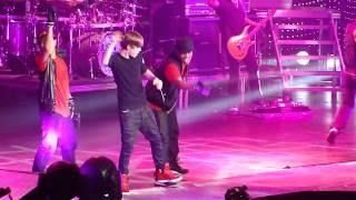 Justin Bieber Concert Finale ~ TAMPA, FL ~ Dec 19, 2010