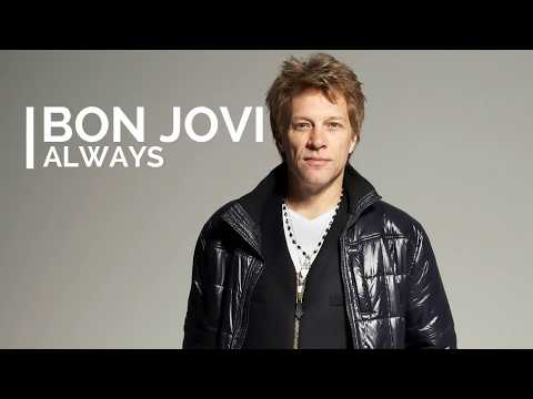 BON JOVI - ALWAYS - CHORD & LYRICS