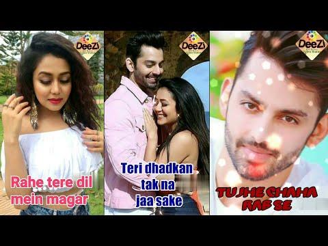 Tujhe Chaha Rab Se Bhi Zyada  Full Screen Whatsapp Status 2019   Romantic Whatsapp Status    DeeZi