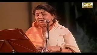 Cover images Are Re Are Lata Mangeshkar Udit Narayan Live Hyderabad Concert