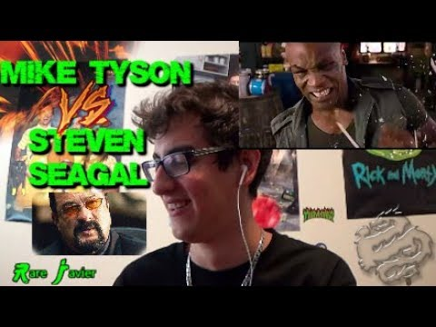 Download Steven Seagal vs. Mike Tyson FIGHT SCENE Reaction (Deadly Contract Movie) WHAT THE F IS GOING ON!!?