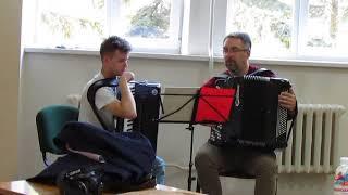 Урок проводить Klaudiusz Baran з Кожушко Богданом, Львів.