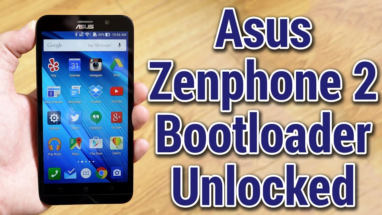 How to Unlock Bootloader in Zenfone 2 (Lollipop and Marshmallow