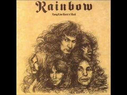 Rainbow - Man On The Silver Mountain (1975)