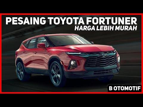 Pesaing Toyota Fortuner,