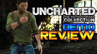 Uncharted: The Nathan Drake Collection Demo Review & Live Reaction! (PS4 60FPS Gameplay)