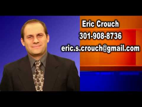 Eric Crouch Sports Anchoring, WSJV TV