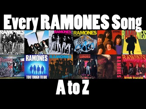 Every Ramones Song A to Z