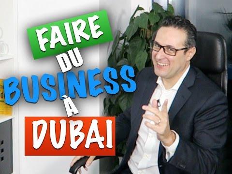 """ITW TK : """"Pourquoi Dubai est l'endroit ideal pour faire du Business"""""""