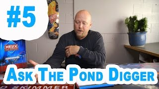 Uv Filters, Moving Bed Waterfall Filters, Ponds Gone Wrong - Ask T.p.d. Show #5