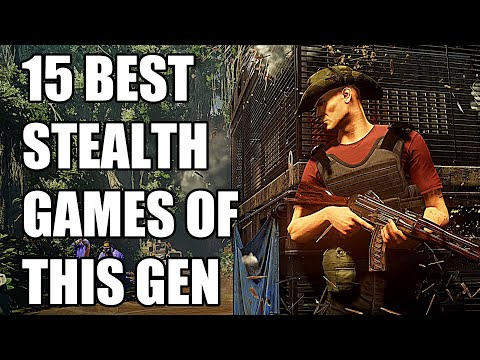 15 BEST Stealth