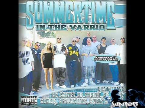 Mr. Capone-E- Enjoy That Summertime (Ft. Mr. Criminal)