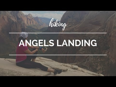 Hiking Angels Landing at Zion National Park | Travel to Utah