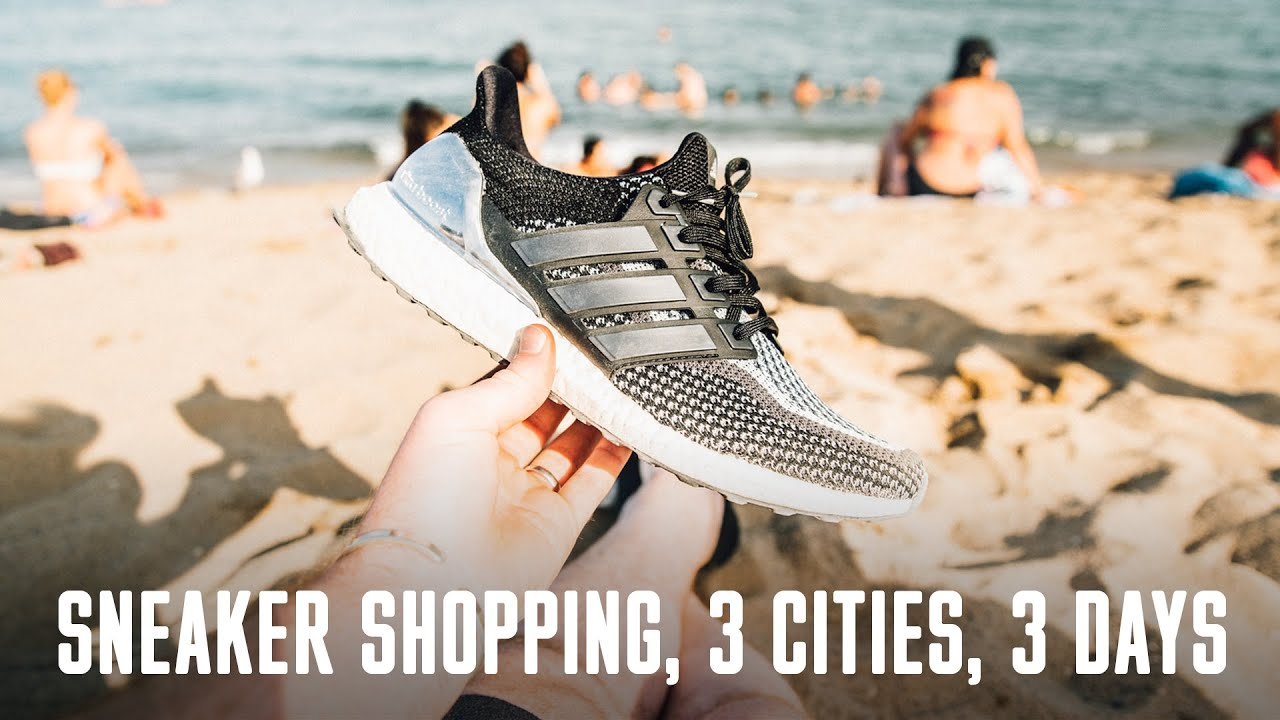 a6c23bb1d3ed1 Sneaker Shopping - 3 Cities In 3 Days!! - Steve Booker - TheWikiHow