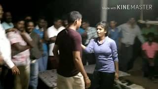 Hot and sexy romantic recording dance rehearsal in thallaveerappa gudem