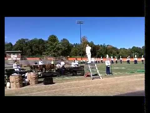 Ragsdale High School Band Eastern Guilford High