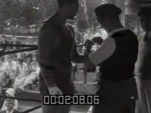 Max Schmeling Training (1932)