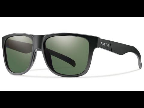 9a2cd304cc SMITH Optics Lowdown XL Polarized Sunglasses - YouTube