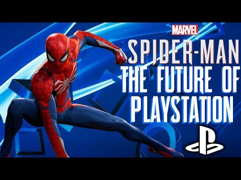 Spider-Man PS4: The FUTURE of PLAYSTATION Spidey PS5 FOOTAGE PlayStation PRODUCTIONS & More