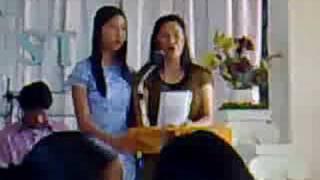 gemma and joy agtang of pasig sda church mom daughter