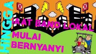 Sok Barat! Kebunku Official Video Lyric