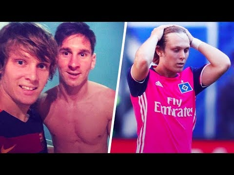 "How the ""Croatian Messi"" ruined his career - Oh My Goal"