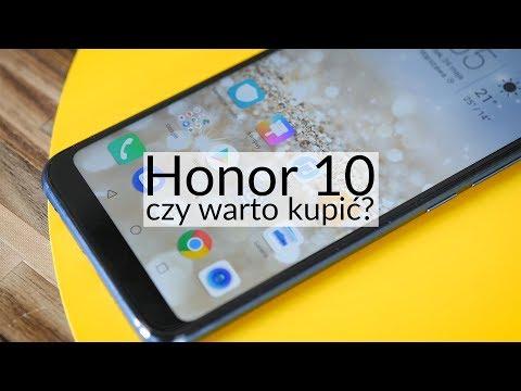 Honor 10: Czy