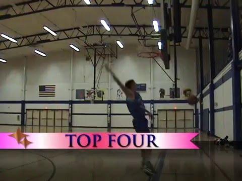 Monticello High School Dunk Contest