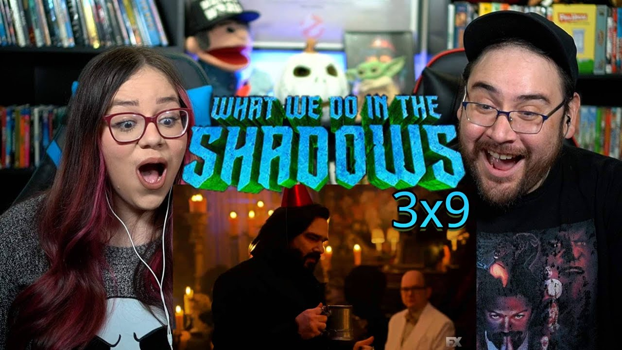 What We Do in the Shadows 3x9 A FAREWELL - Reaction / Review