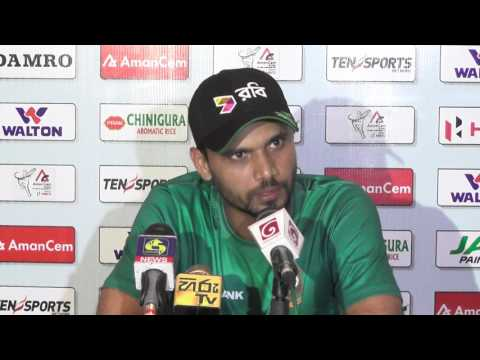 3rd ODI Post Match Press Conference - Sri Lanka v Bangladesh