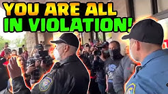 ARRESTED! Fighting The Governor's Orders - Atilis Gym