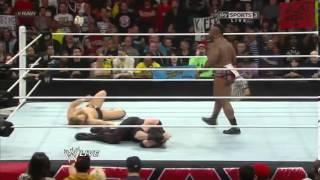 WWE Raw 01/04/2013 - 1st April 2013 - Part 3