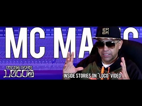 "MC Magic Feat. C-Kan ""Loco"" Official Music Video Recap"