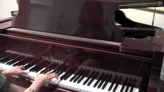 All of Me- John Legend Live Piano Improv/ Cover