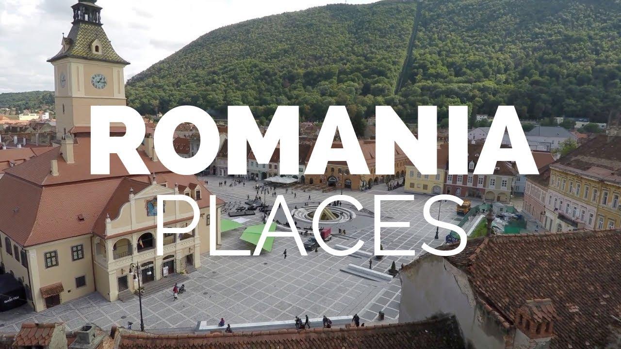 Romanya'da gezilmesi gereken en iyi 10 yer