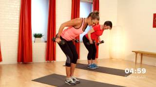 10-Minute Bikini Workout | Arms and Shoulders | Class FitSugar