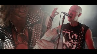 STÄLKER - Shocked To Death (Official Video) | Napalm Records