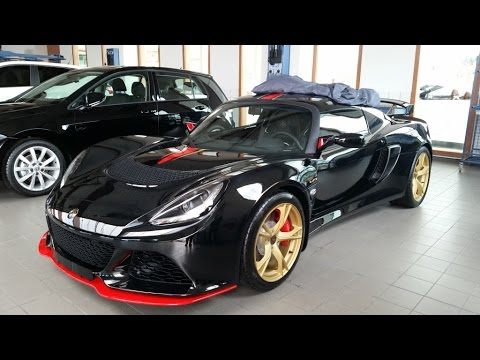 2014 Lotus Exige LF1 Limited Edition - YouTube