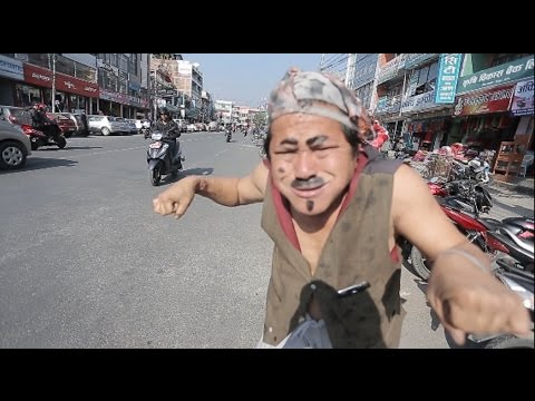 Ye Ba kindeu na bhatbhate|| Comedian Dipak Thapa (Maaf Pam's) performance|| Nepali Comedy