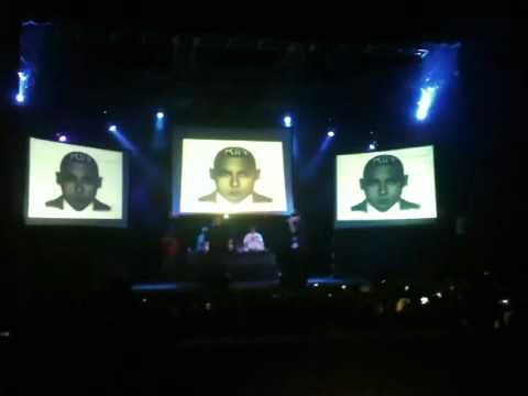 cosculluela en House of Blues Orlando Travel Video