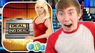 DEAL OR NO DEAL (iPhone Gameplay Video)