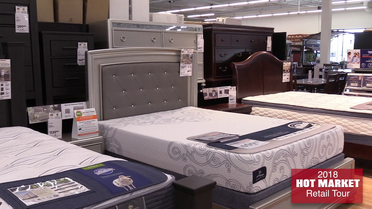 Phoenix retail tour stops at Big Lots\' Store of the Future