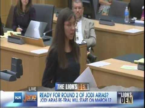 HLN Tanya Miller on Jodi Arias' Second Murder Trial 1/13/14