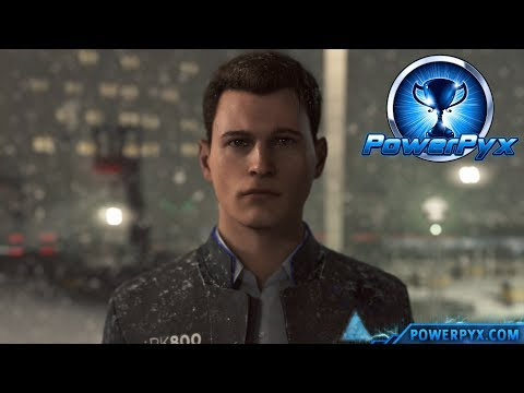 Detroit Become Human - MY TURN TO DECIDE Trophy Guide